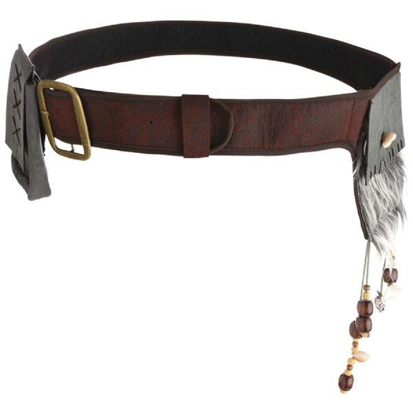 Witch Doctor Belt with Pouch